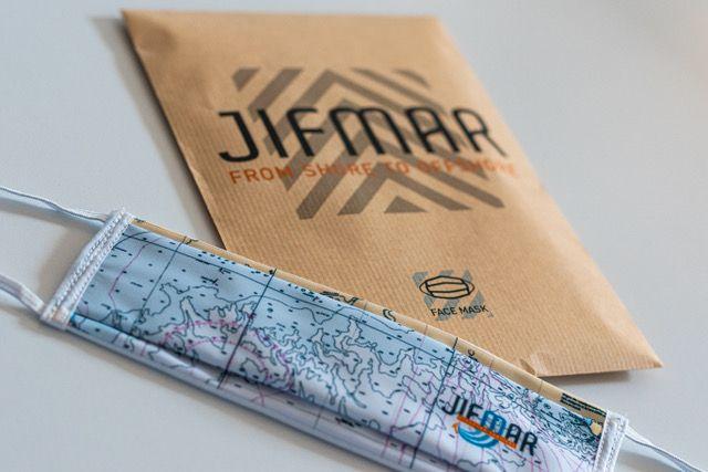 Jifmar offshore services - coronavirus - masques